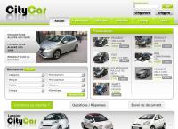 Site de City Car