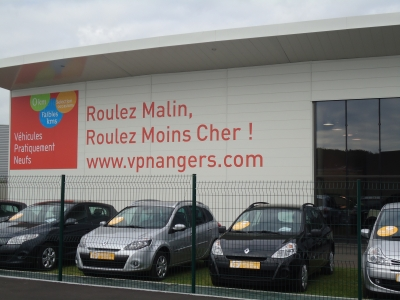 Vpn angers beaucouz 7 rue am d e gordini 02 41 20 00 for Garage auto angers