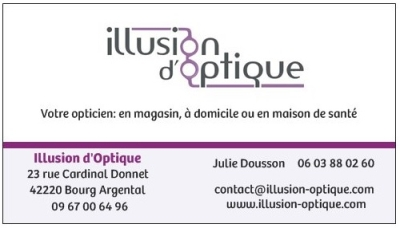 Illusion DOptique Bourg Argental 23 Rue Cardinal Donnet 06 03 88